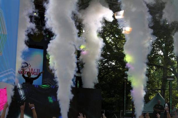 Lights & Smoke!