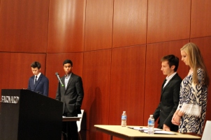 Law as a Profession Moot Court