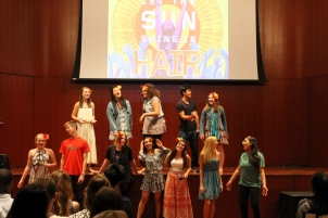 Musical Theater performance