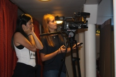 Filmmaker major students ready to roll