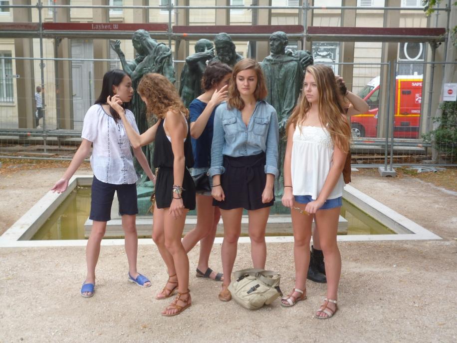 Gwen Rodin cours