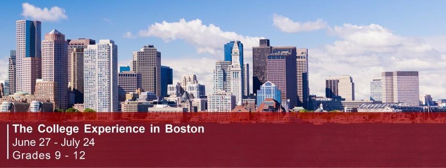 Boston landing page_