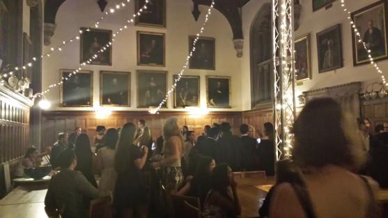hall transformed