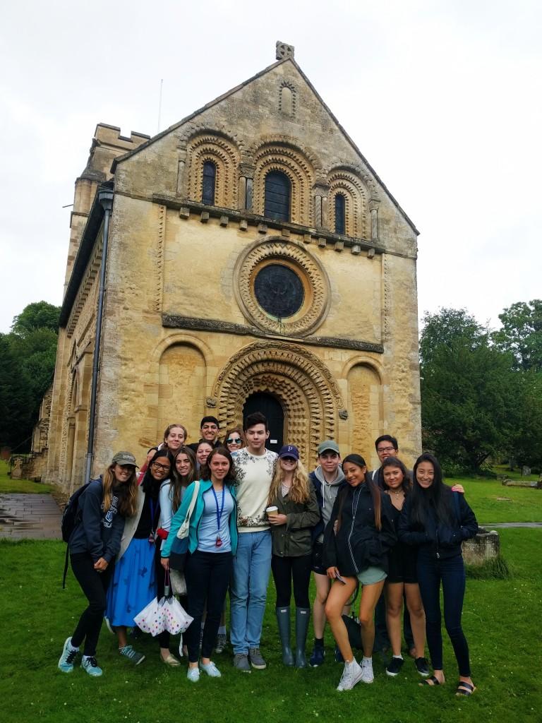 iffley church 2