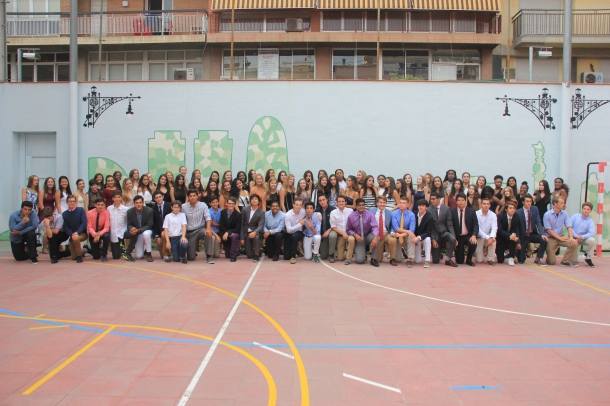 LADEBA 2016 students