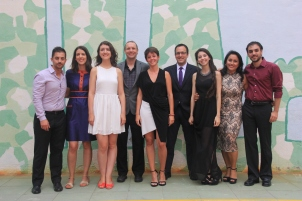 The LADEBA 2016 admin team