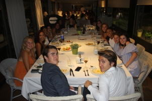 The LADEBA final dinner