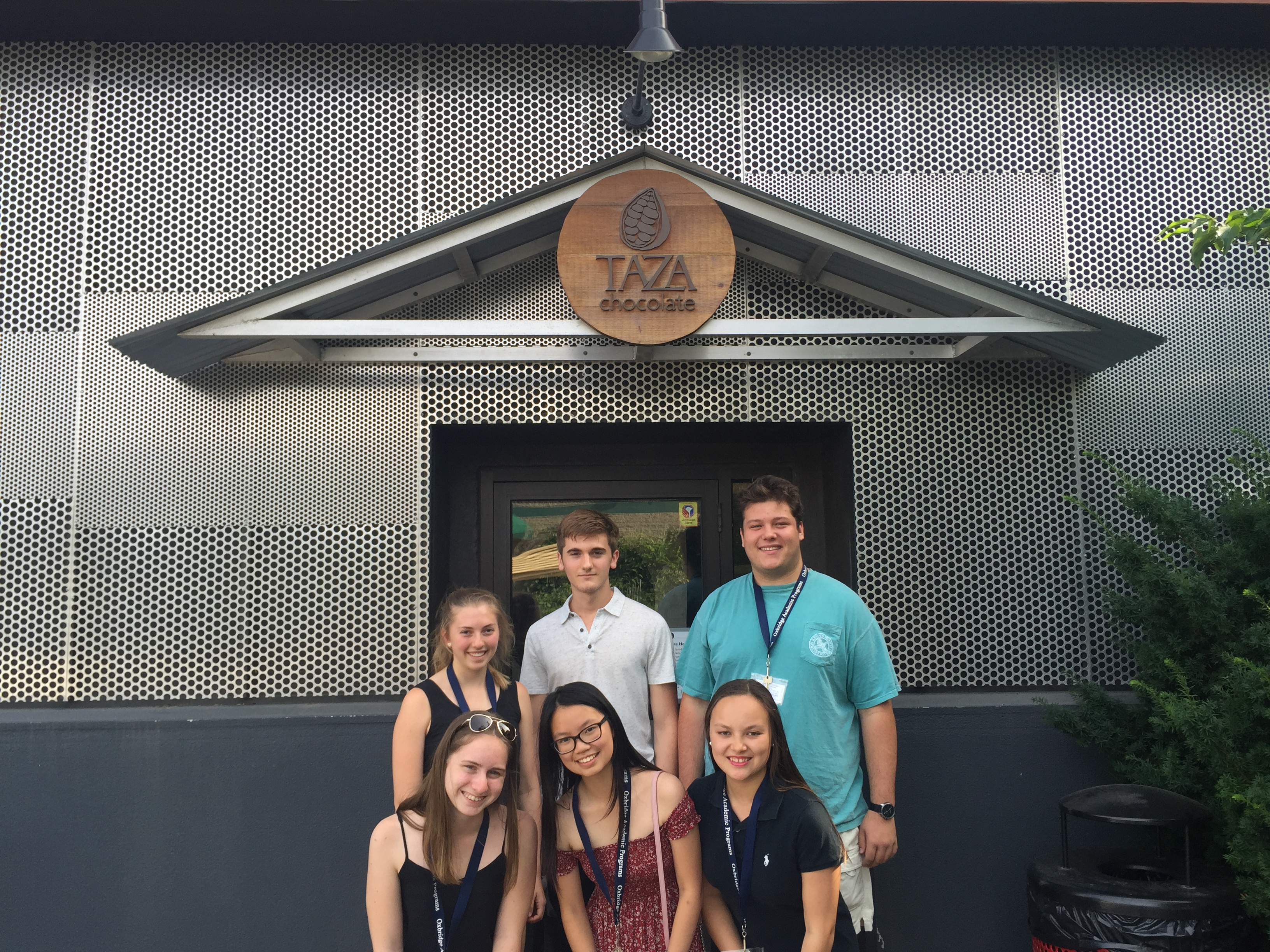 Taza Chocolate Factory Tour! | Oxbridge Academic Programs