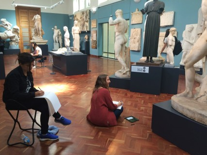 Studio Art at the Ashmolean